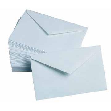 Enveloppes standard en petit emballage