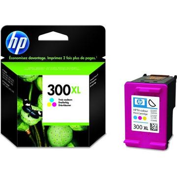 Inkcartridge tri-colour