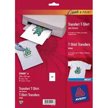 Papier T-shirt et transfert