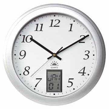 Horloges et thermomètres